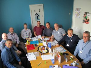 White Ribbon Scotland Speaker Training at Midlothian Council