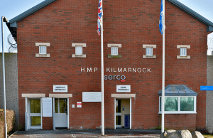 White Ribbon Scotland Speaker Training at HM Prison Kilmarnock